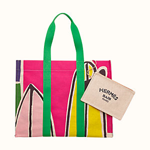 3 Surfs beach bag