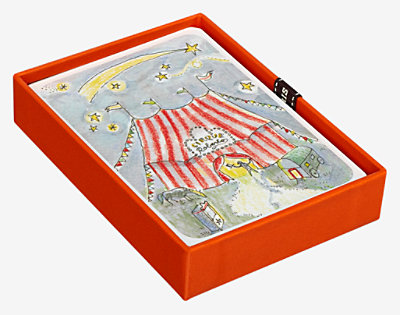 Cirque Roberto playing cards -