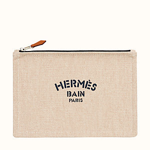 """Hermès Bain"" New Yachting case, small model"