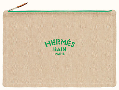 """Hermès Bain"" New Yachting case, large model"
