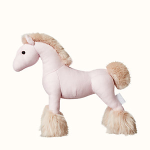 Cheval Hermy plush, mini model