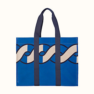 Torsade Marine beach bag