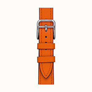 Heure H Watch Strap Single Tour, 21 x 21 mm, long