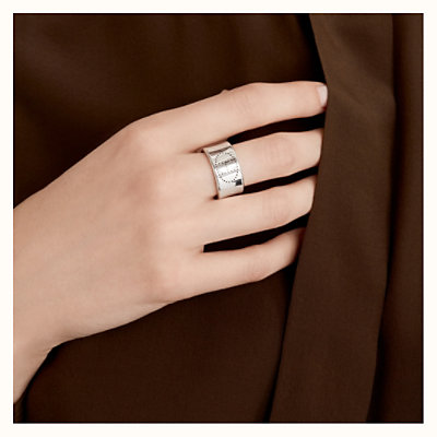Eclipse Ruban ring, large model