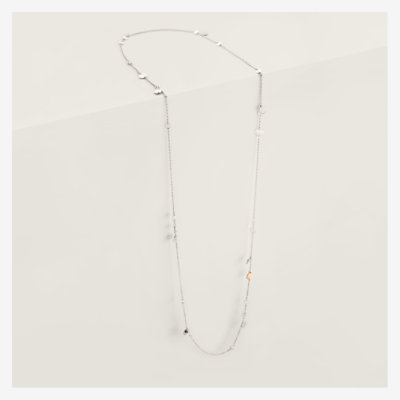 Confettis long necklace -