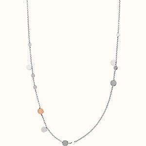 Confettis long necklace 120