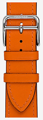 Heure H Watch Strap Single Tour, 26 x 26 mm, long -
