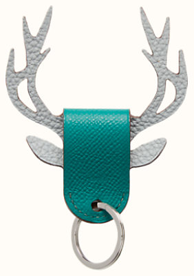 Stag key ring