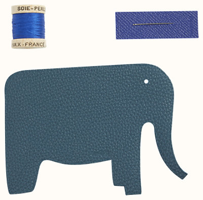 Elephant sew-on patch