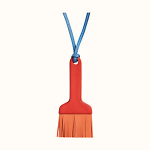 Paintbrush pendant