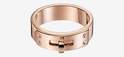 Kelly ring, small model - H109041Bv00046