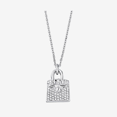 Birkin Amulette pendant, small model -