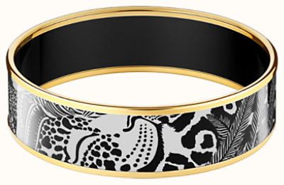Jaguar Quetzal bangle