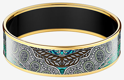 Le Jardin de la Maharani bangle -