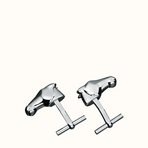 Galop Hermes cufflinks