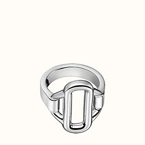 Attelage Hermes ring, medium model