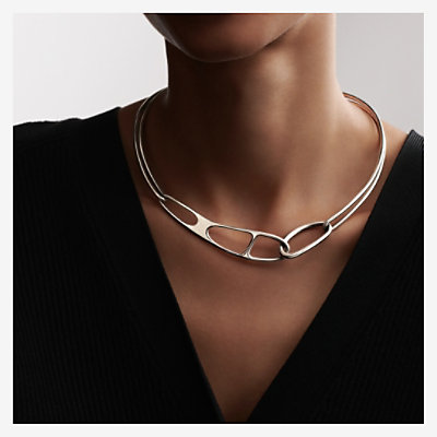 Chaine d'Ancre Twist necklace -