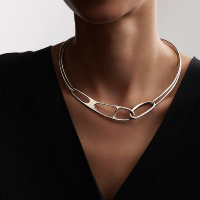 Chaine d'Ancre Twist necklace