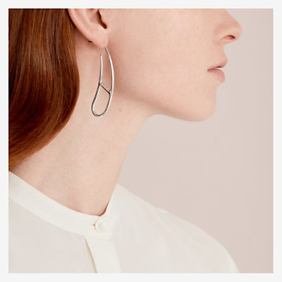 Chaine d'Ancre Twist earrings -