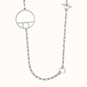 Chaine d'Ancre Game long necklace
