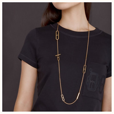 Ever Chaine d'Ancre long necklace, small model