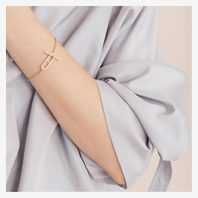 Ever Chaine d'Ancre bracelet, small model -