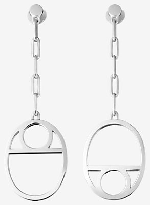 Chaine d'Ancre Game earrings, medium model -