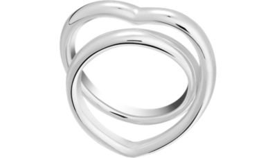 Vertige Cœur ring, medium model