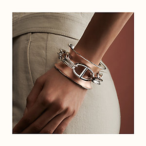 Hermes Reponse bracelet, very large model