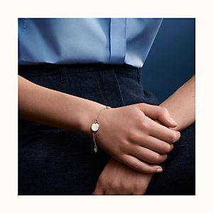 Hermes Ex-Libris bracelet, small model