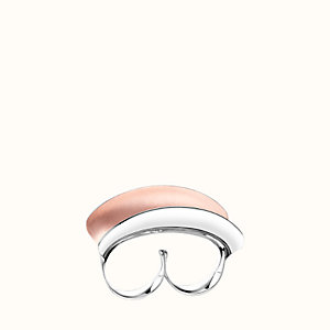 Hermes Reponse double ring, very large model