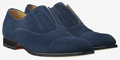 Napoli derby shoe -