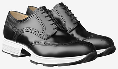 Newton derby shoe -