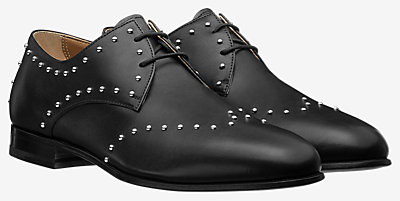 Pearl derby shoe -