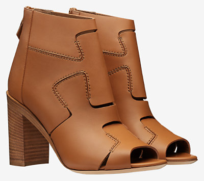 Rock ankle boot -