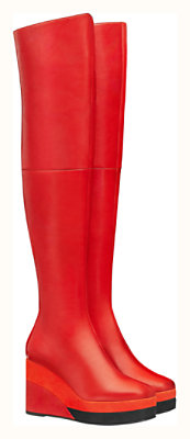 Studio thigh-high boot -