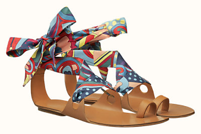 Tourbillon sandal