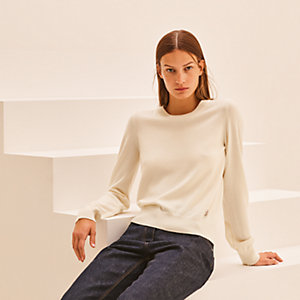 Long-sleeve sweater