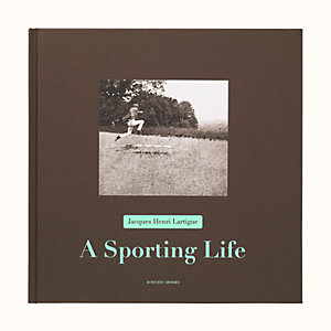 A Sporting Life book