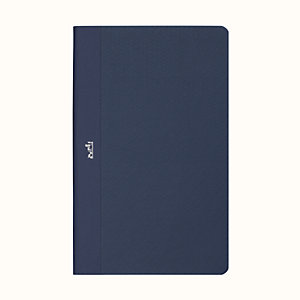 Grain d'H lined writing pad