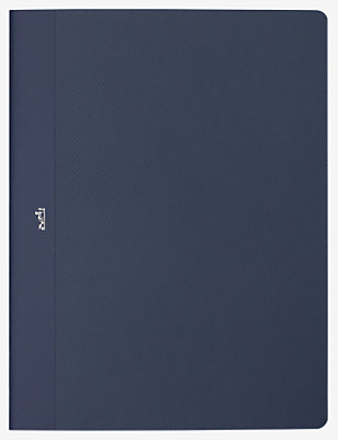 Grain d'H lined writing pad -