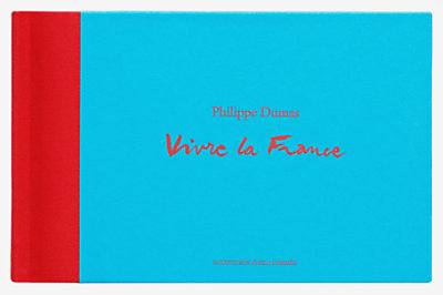 Vivre la France sketchbook -