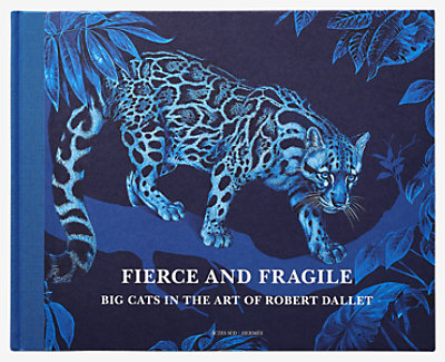 Ferocious and Fragile book in French -