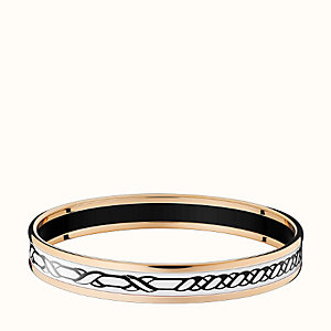 Tressages d'Apparat Croisillons bangle
