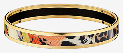 Jaguar Quetzal bangle -