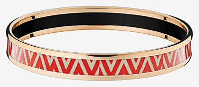 Manufacture de Boucleries Chevrons bangle - H212895FO8562