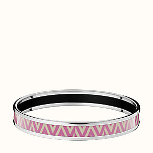 Manufacture de Boucleries Chevrons bangle