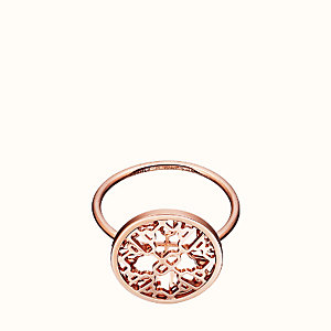 Chaine d'Ancre Passerelle ring, small model