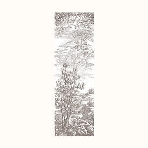 Campagne Buissoniere - Le Magnolia Decorative panel