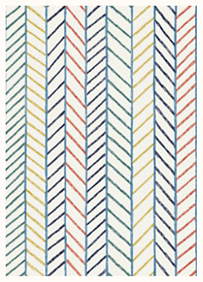 Papier-peint Herringbone Pencil